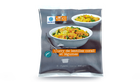 Curry de lentilles corail et légumes