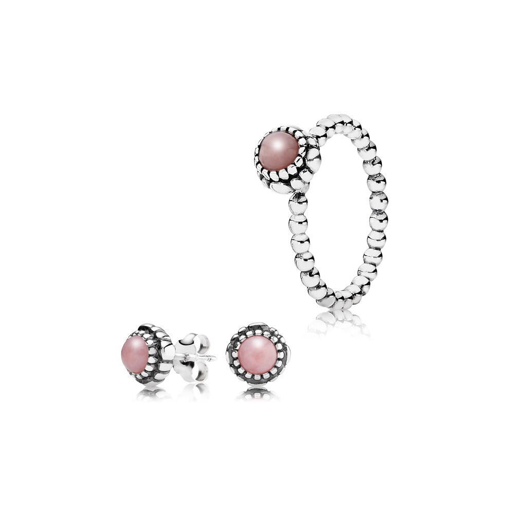 Pandora October Birthstone