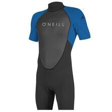 Reactor ii 2mm back zip spring wetsuit youth