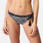 Hip Fit Belted Bikini Bottom