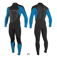 Epic 5/4mm back zip full wetsuit