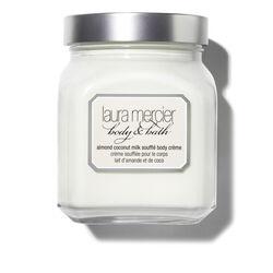 Almond Coconut Milk Souffle Body Creme, , large