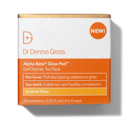 Alpha Beta Glow Pad Gradual Glow - 20 Application Packettes, , large