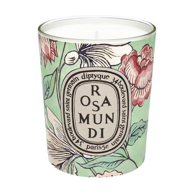 Rosa Mundi Candle Limited Edition, , large