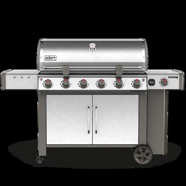 Genesis® II LX S-640 GBS Gas Barbecue