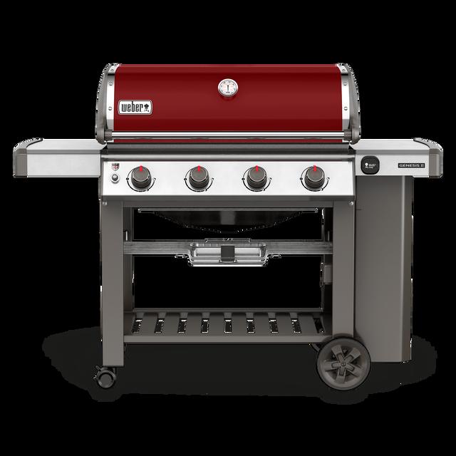 Genesis® II E-410 GBS Gas Barbecue