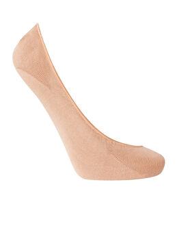 Charnos Hosiery 2 pack Footsie Ballerina Pump Liner