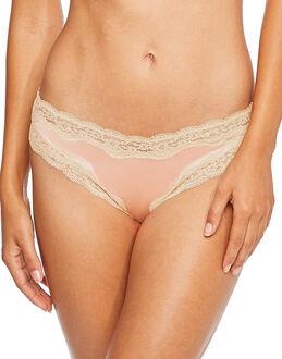 Stella McCartney Lingerie Clara Whispering Silk Bikini