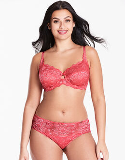 figleaves curve The Rose Lace Full Cup Bra