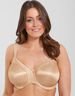 Goddess Hannah Underwired Moulded Side Support Bra