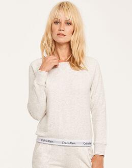 Calvin Klein Modern Cotton Loungewear L/S Sweatshirt