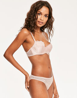 Stella McCartney Lingerie Allegra Laughing Contour Balconette