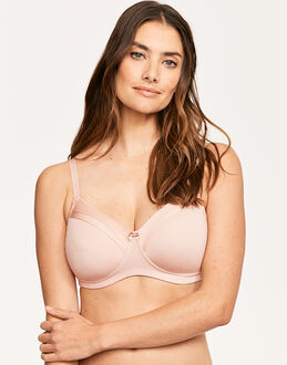 Royce Masie Pocketed Soft Mastectomy Bra