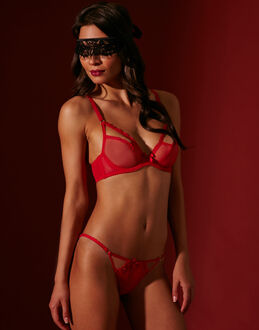 L'Agent by Agent Provocateur Mariona Non Padded Open Bra