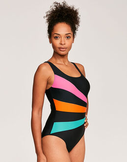 Zoggs Latino Love Sandon Scoopback Swimsuit