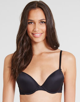 Chantelle Basic Invisible Low Back Push Up Bra