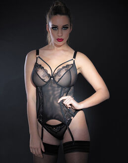 Scantilly by Curvy Kate Surrender Basque