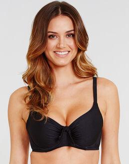 Pour Moi? Azure Non Padded Underwired Bikini Top