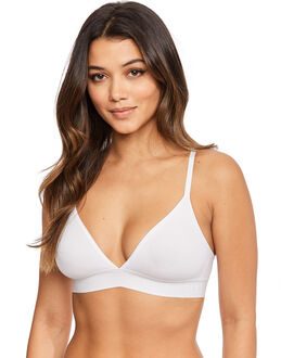 DKNY Classic Cotton Wirefree Bralette