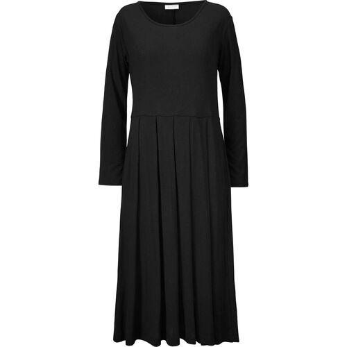 NOELA DRESS, BLACK, hi-res