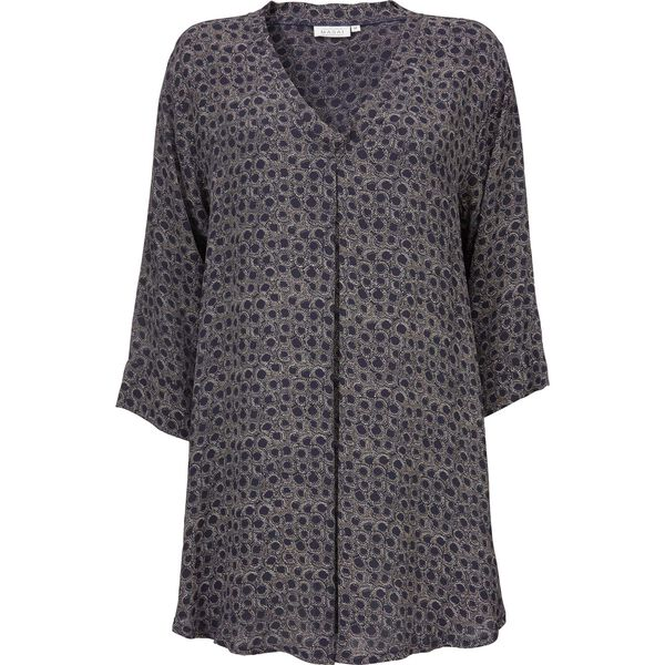 GRANSA TUNIC , NAVY, hi-res