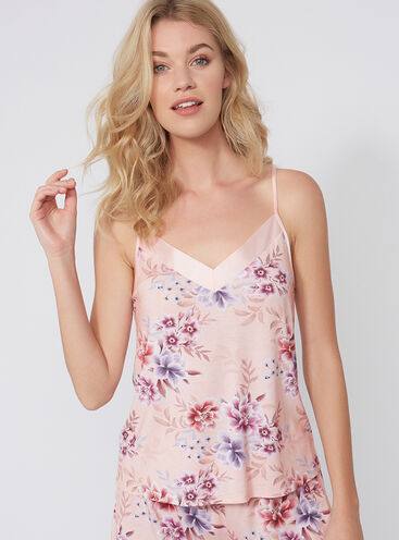 Orla floral camisole