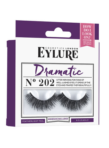 Eyelure dramatic eyelashes No. 202