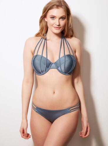 Tenerife strappy bikini briefs