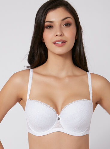 Alarna full support balconette bra