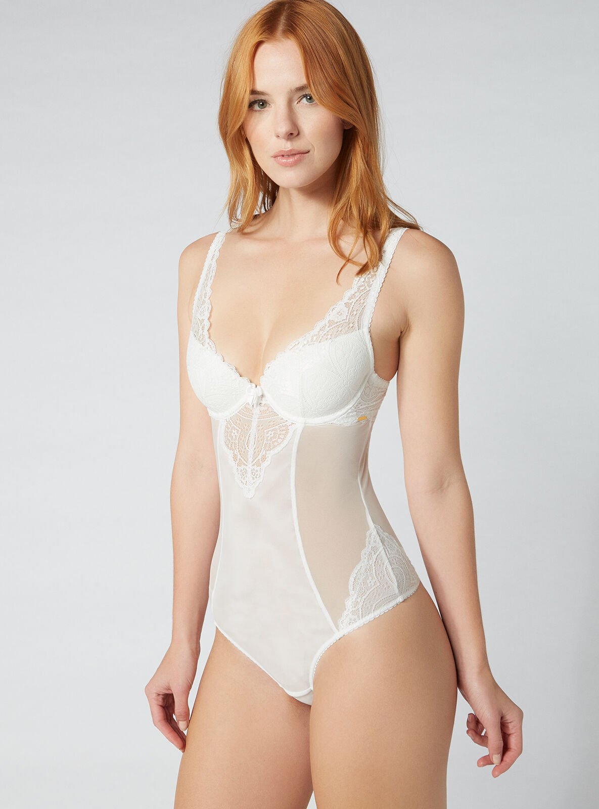 BouxAvenue Womens Tori Lace Body Boux Avenue Get Authentic Cheap Price 4YeICLaRO