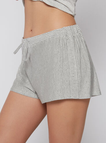 Karin stripe shorts