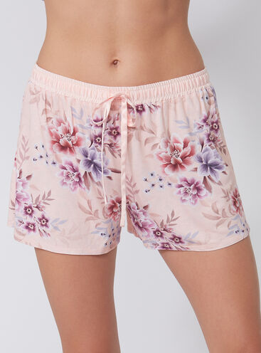 Orla floral shorts