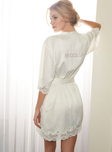 Bridezilla robe
